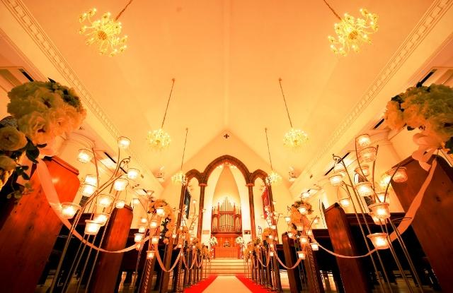 【大聖堂の挙式が体験出来る!】☆模擬挙式&会場見学相談会フェア☆ ホテルサンライフガーデン